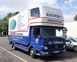removals company Devon
